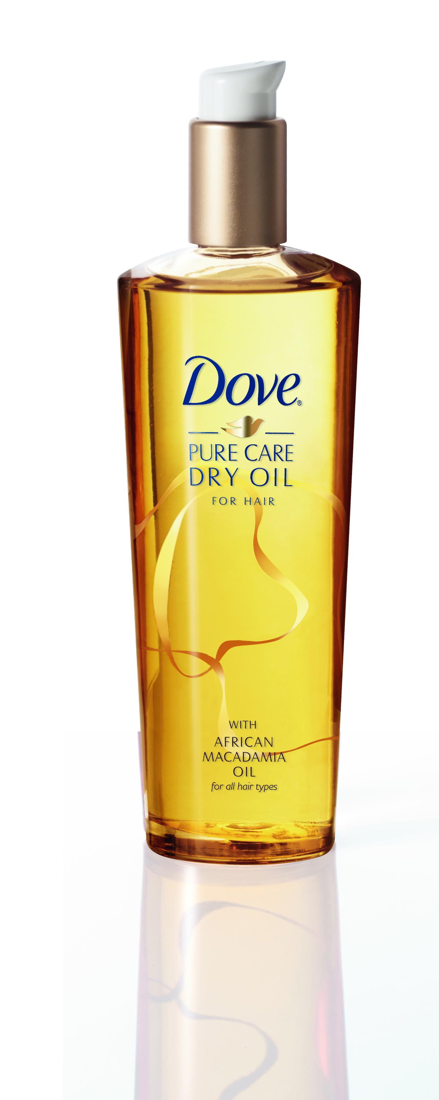 Lekki olejek do wszystkich typów włosów Pure Care Dry Oil, 1