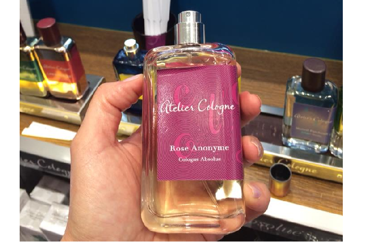 ZAPACH ROSE ANONYM ATELIER COLOGNE