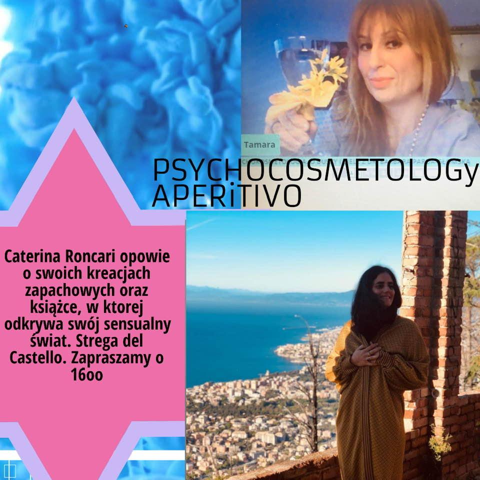 ZAPACHY CATERINY RONCARI, STREGA DEL CASTELLO